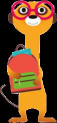 Le Suricate, mascotte de Zanaka !